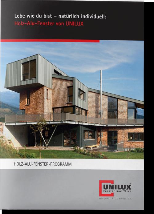 Prospekt-UNILUX_Holz-Alu-Fenster